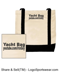 Yacht Bag Design Zoom
