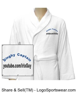 Dinghy Captain Robe Design Zoom